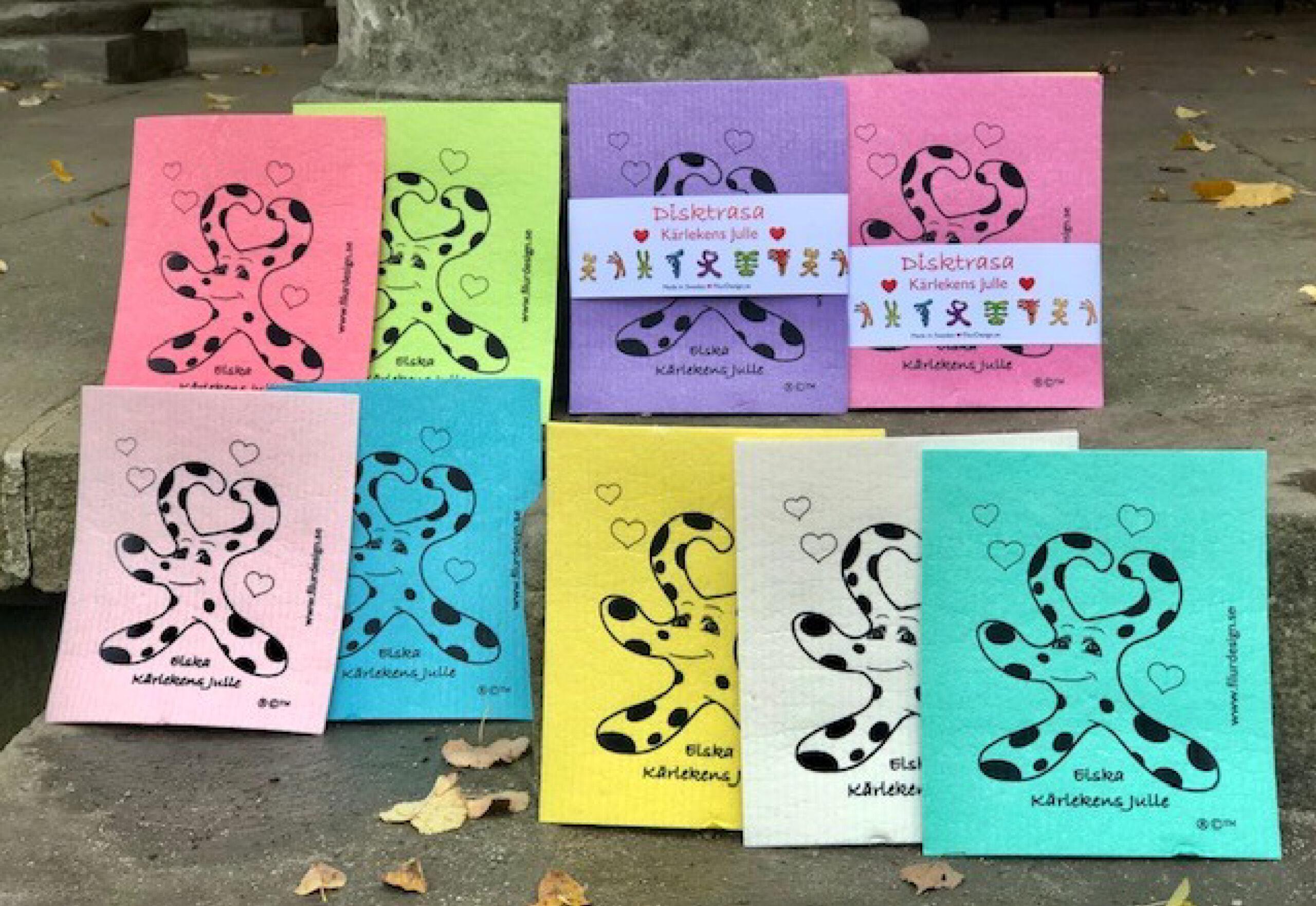 9 Färger